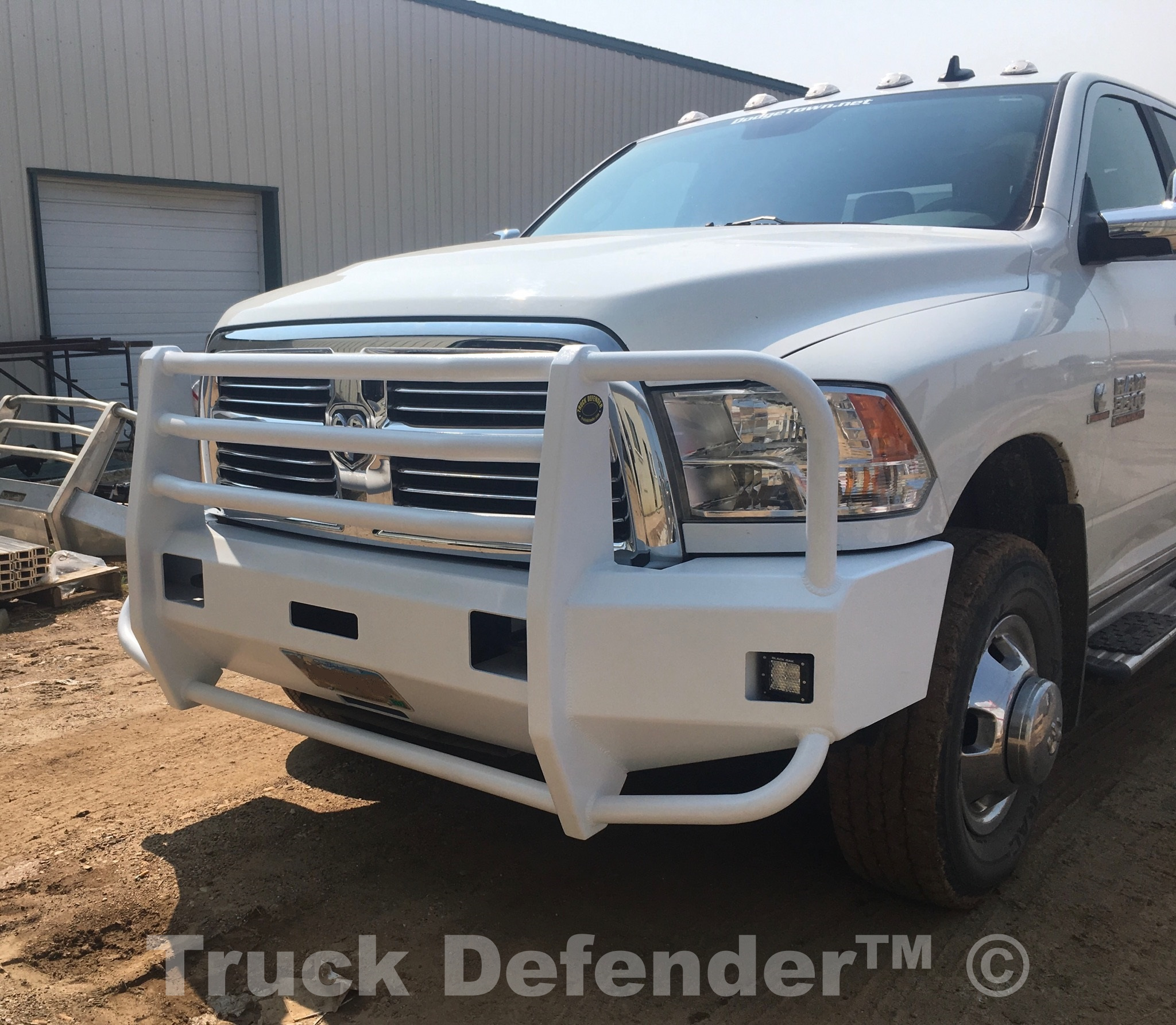 Black Oak Lights Truck Defender Vale South Dakota