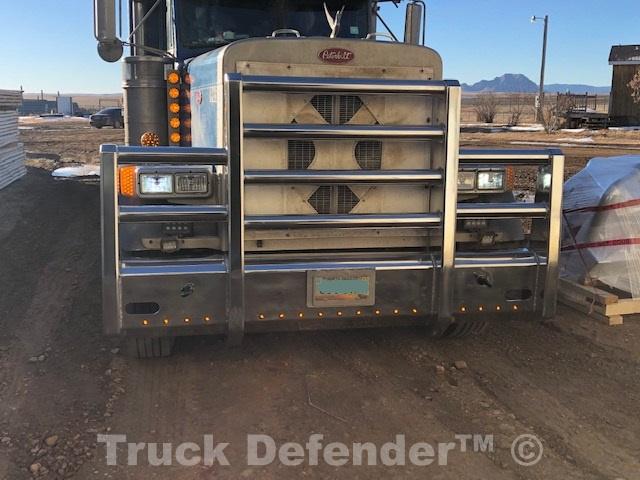 Peterbilt Semi-Truck Aluminum Bumpers | Peterbilt Custom Bumpers